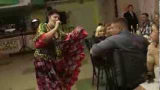 Весёлое свадебное застолье в Ивацевичах 26 10 13