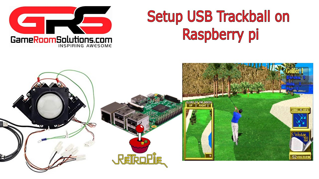 Setup USB Trackball in RetroPie on Your Raspberry Pi