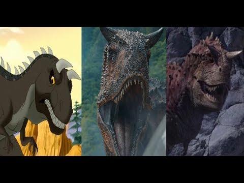 Movie Carnotaurus sound effects