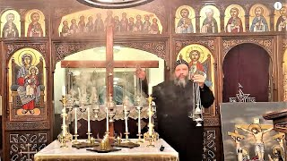 HG Bishop Youssef: Apocalypse Night & Bright Saturday @ St Mary & St Moses Abbey, TX ~ 04/18/2020