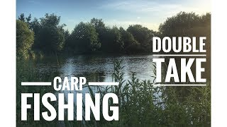 **CARP FISHING** in Leicestershire- Sam and Ben Fishing