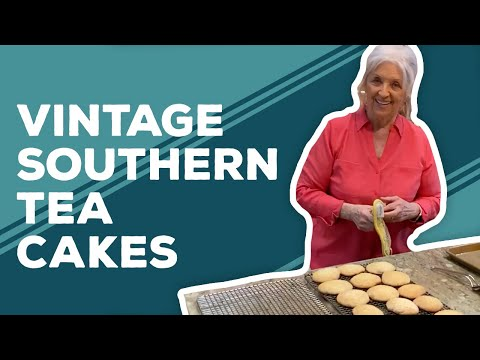quarantine-cooking:-vintage-southern-tea-cakes-recipe
