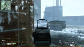 Aufnahme Test: AVerMedia Game Capture HD - MW2 Gameplay Raw