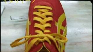 解きにくい靴紐の結び方 thumbnail