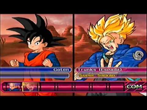 Familia Goku vs Familia Vegeta - Dragon Ball Z Budokai Tenkaichi 3 Version Latino Final