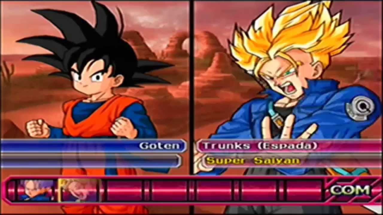 FAMILIA GOKU vs FAMILIA VEGETA - Dragon Ball Z Budokai Tenkaichi 3 Version Latino