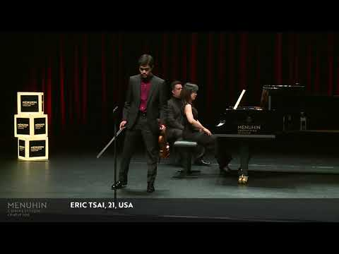 Menuhin Competition 2018, Senior first rounds - day 2