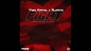 Vybz Kartel - Fight (Official Audio) ft. Slimatic