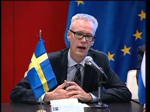 Visita de los Embajadores de la Unión Europea por Aguascalientes 2015