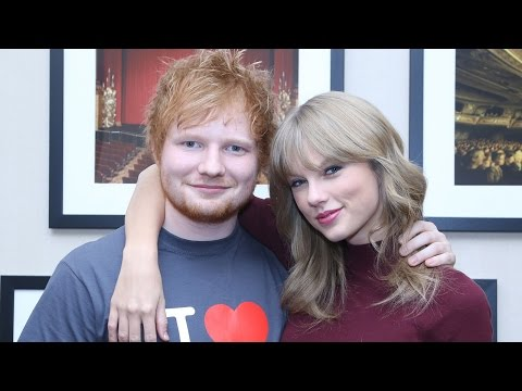 Ed Sheeran Admits He's Hooked Up With Some of Taylor Swift's 'Famous Mates'