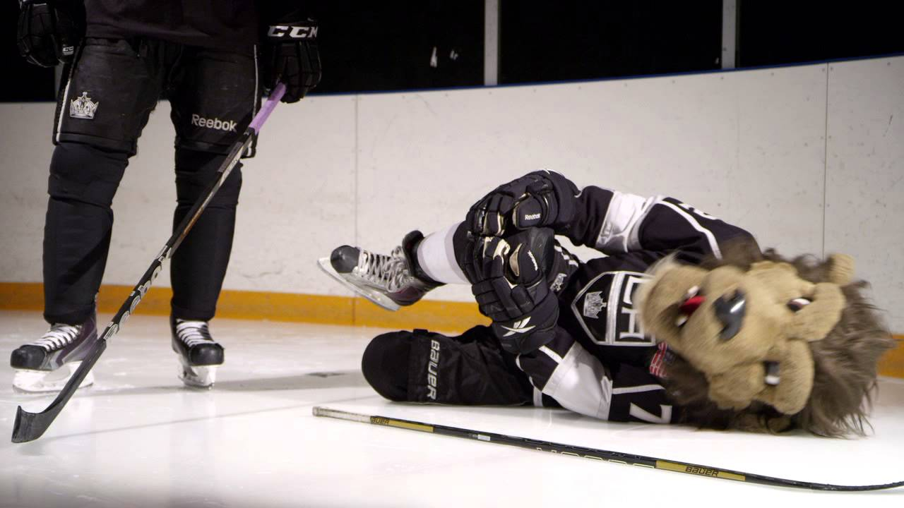 Knee Injury Prevention For Hockey Players Youtube