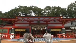 B030【世界遺産 和歌山】熊野速玉大社に参詣した