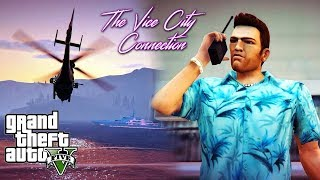 GTA 5: The Vice City Connection Part 3 (GTA V Machinima)