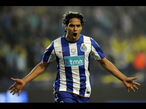 Falcao ● Futebol Clube do Porto ● All 72 Goals
