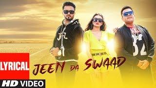 Jeen Da Swaad: Masha Ali, Ikrar (Full Lyrical Song) Sachin Ahuja   Parmod Sharma Rana   Punjabi Song