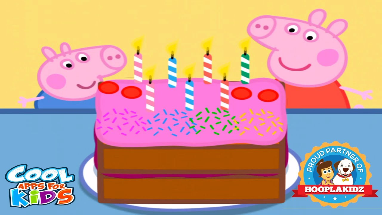Peppa Pig s Party Time Make a Cake
