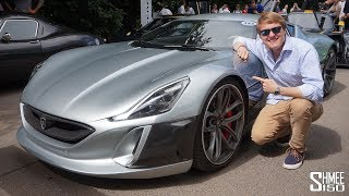 The Rimac Concept One is a HYPERCAR KILLER!