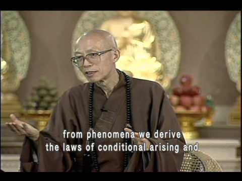 Does Buddhism talk about truth (GDD-622, Master Sheng-Yen)