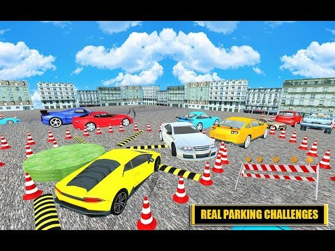 Multistory Car Crazy Parking 3D Android HD Gameplay Video By Thunder Gamers