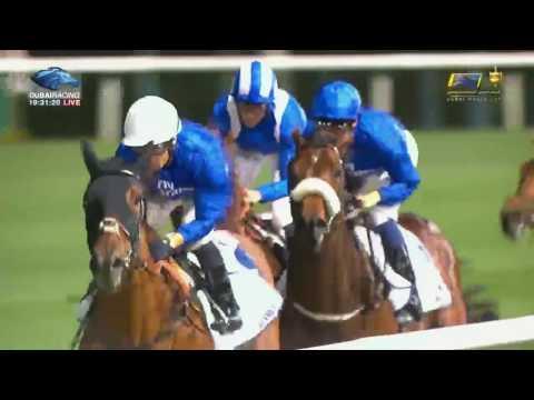 Dubai World Cup 2017: Race 7 - Dubai Turf sponsored by DP World