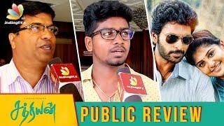 Sathriyan Public Review | Vikram Prabhu, Manjima Mohan | Tamil Movie