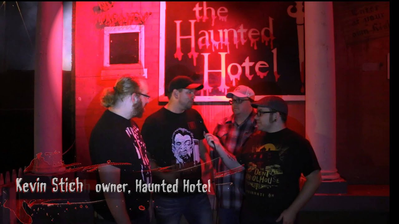 Return Of The Living Podcast Visits Haunted Hotel In Louisville Kentucky You