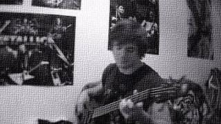 Ария Дьявольский зной Bass Cover