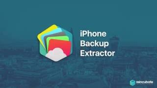 How to download iCloud backup data