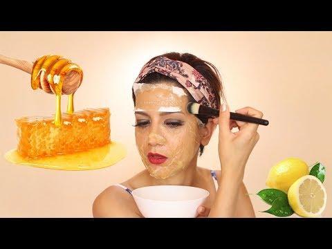 ماسک خانگی برای روشن کردن و نرم کردن پوست ! Anahita