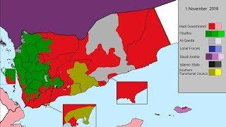 Download Video The Yemeni Civil War: Every Day MP3 3GP MP4