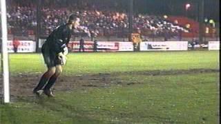 Glentoran v Linfield 2001 County Antrim Shield Final