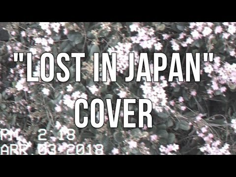 LOST IN JAPAN - SHAWN MENDES (COVER)