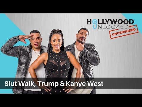Jason, Rosa Acosta & Jeroslyn talk Slut Walk & Kanye West on Hollywood Unlocked UNCENSORED