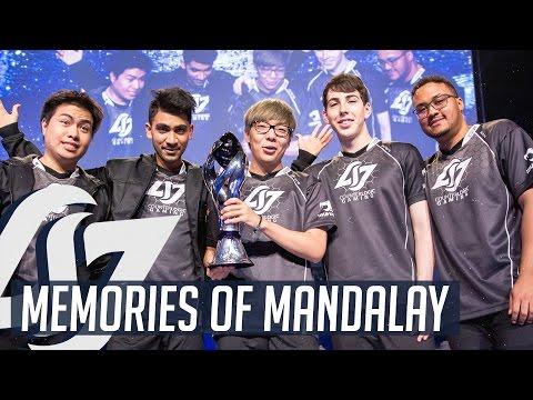 Memories of Mandalay: CLG