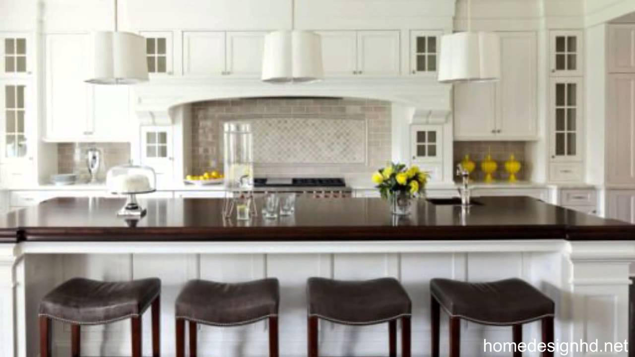 How To Design A Beautiful And Functional Kitchen Island Hd Youtube