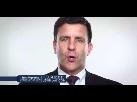 Brett Vigodsky - Workers Compensation Lawyer - Levin Papantonio In Pensacola Since 1955