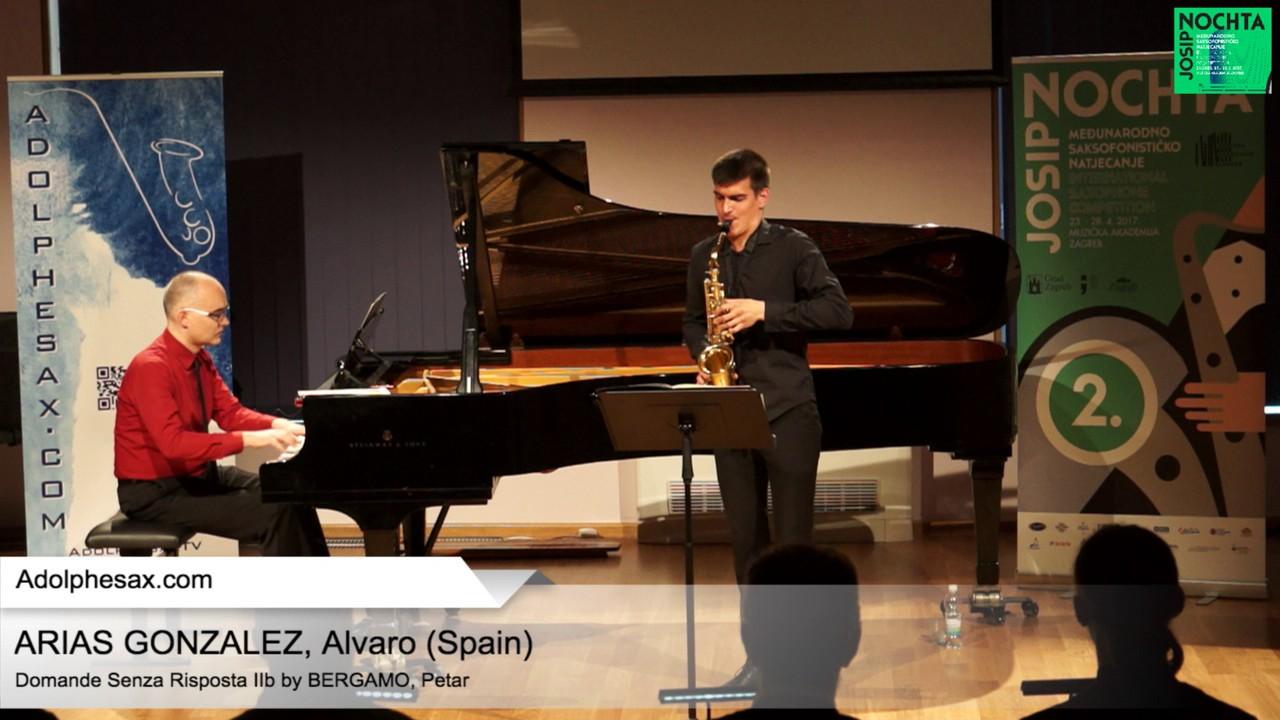 Domande senza risposta IIb (Petar Bergamo) – Alvaro ARIAS GONZALEZ (Spain)
