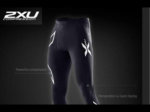Компресионная одежда для бега 2XU с Aliexpress. Брать или нет?