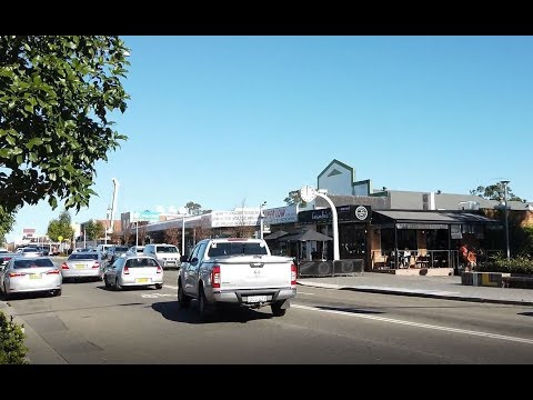 SYDNEY WALKS - ST MARYS - Western Sydney NSW Australia