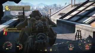 Fallout 4, где найти силовую броню Т-45