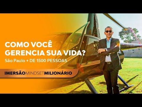 2ª Edição Mindset Milionário em São Paulo | +1500 pessoas