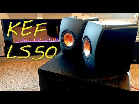 Z Review - KEF LS50 [Black Friday Sale Emergency Push because Capitalizm is All we know...]