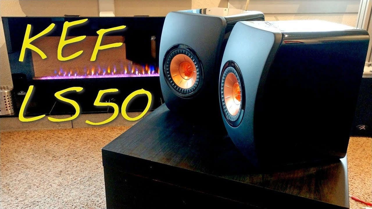 Visions Electronics] KEF LS50 Pair - $1197 - Page 2