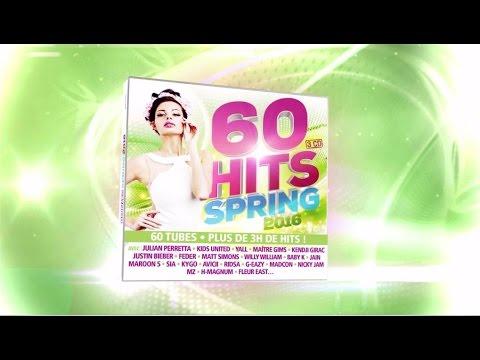Vidéo 60 Hits Spring 2016 - Spot TV