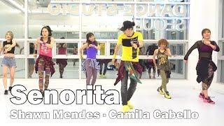 Señorita - Shawn Mendes, Camila Cabello / Zumba® / Workout Routine / ZIN™ / WZS / Wook