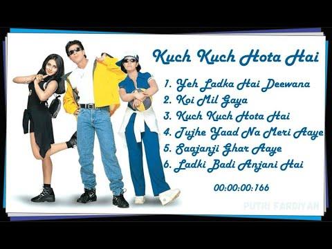 Download Kuch Kuch Hota Hai (1998) FULL SONG | KKHH | Shahrukh Khan | Kajol Devgan | Rani Mukherjee