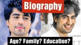 Harshad Chopra Biography|Harshad Chopra Real Family|Bepannah Drama Actor Aditya Hooda Lifestyle|