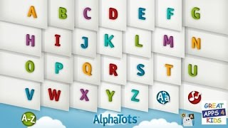 AlphaTots ABC's Kids App: A-Z, Phonics and More