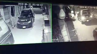 فيديو جديد لـ العامل المنتقب بعد التخلص من ضحية الدقهلية