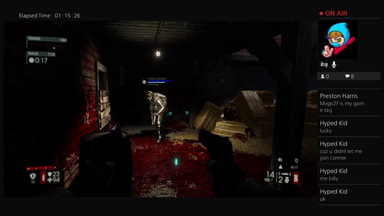 Killing floor 2 or zombies on staroads youtube for Killing floor zombies